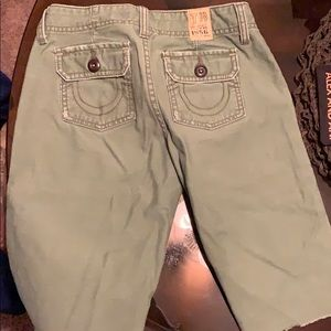 True Religion shorts (big kids boy)